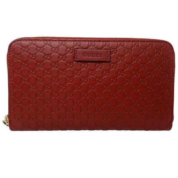 Gucci Other - Gucci Mens GG Guccissima Wallet Clutch Card Case